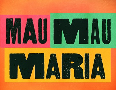 "movie wardrobe ""MAU MAU MARIA"""