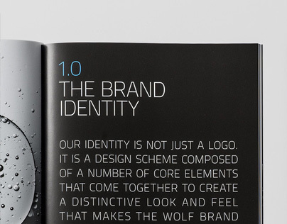 Wolf Brand Book