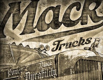 mack vintage