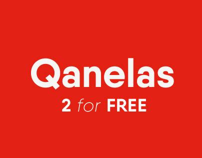 Qanelas Font Family