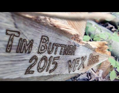 Tim Buttner - 2015 Editor, Graphics, & VFX Reel