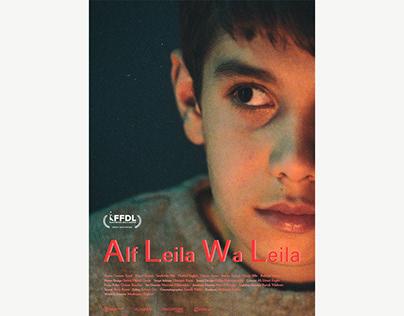 Poster Design: Alf Leila Wa Leila
