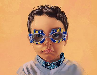 Digital Portraiture