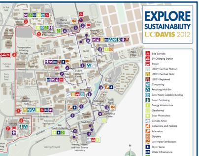 Sustainability Tours at UC Davis