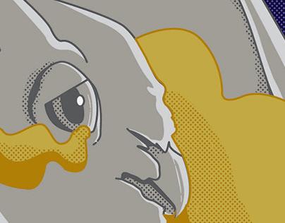 Bubo: Vector Illustration Process