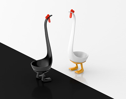 Name - Bird ladle