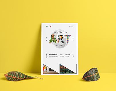 Digitas NYC Creative Outing / Poster