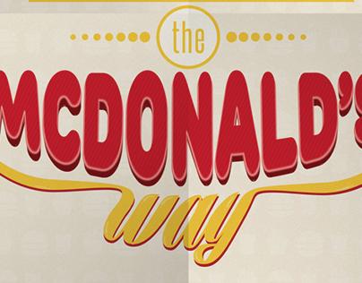 The McDonald's way