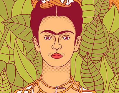 Frida Kahlo T-Shirt Collection
