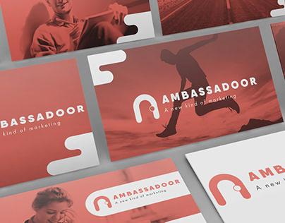Ambassadoor - Web Design Project
