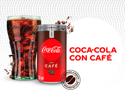 Coca-Cola con Café