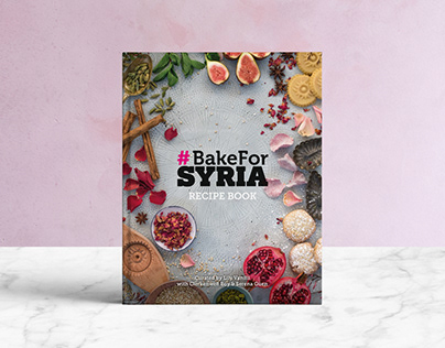 #BakeForSyria Cookbook