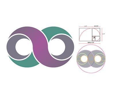 Infinite sign using golden ratio illustrator tutorial