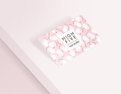 HIGHFIVE / Brand Identity