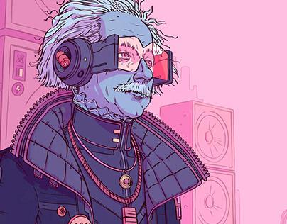 What if Einstein was a DJ ?
