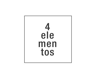 Brief 4 elementos