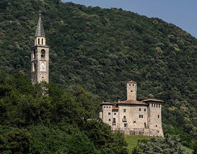 Castles in Friuli V.G. - Castelli in Friuli V.G.