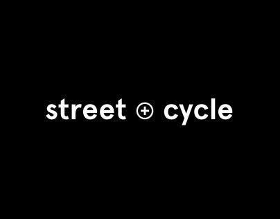 street + cycle