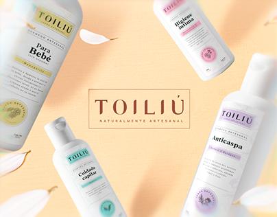 Toiliú - Branding