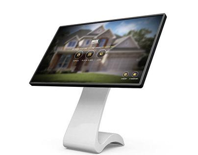 Interactive Kiosk Design