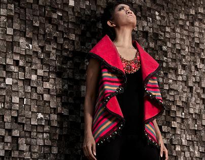 """Fashion Editorial """"Modern Culture"""""""