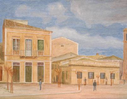 Zante landscapes (2005)