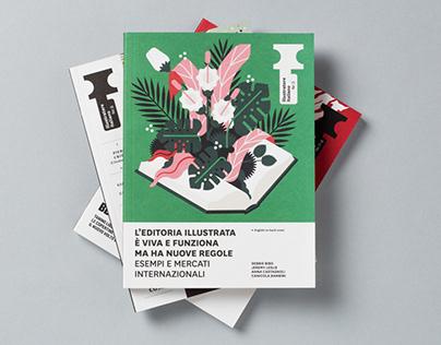 ILIT Magazine - Nr.5/6/7+8 Double spread