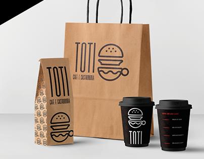 Projeto Toti café e gastronomia