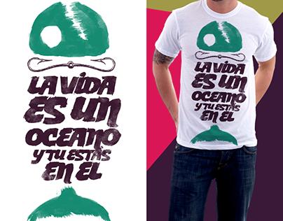 Vagos LATAM Shirt Design