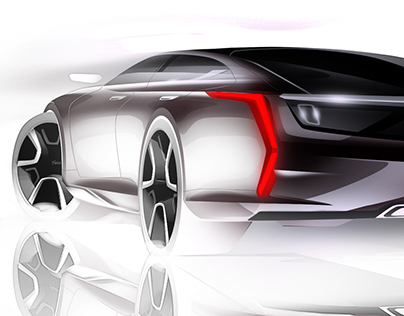 Cadillac Emerald Concept