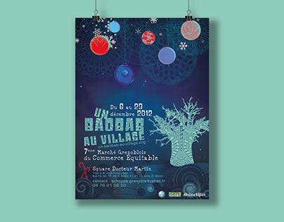 Un Baobab au Village / Marché de Noël