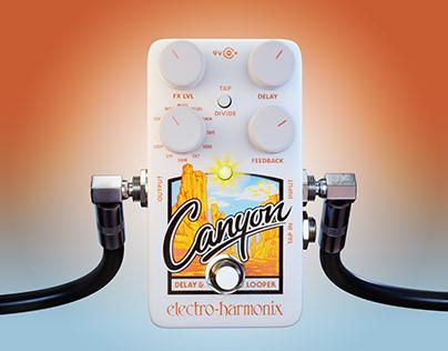 Canyon - Electro-Harmonix