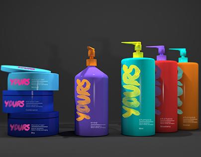 Yours - Beauty Branding