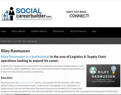 Social Career Builder