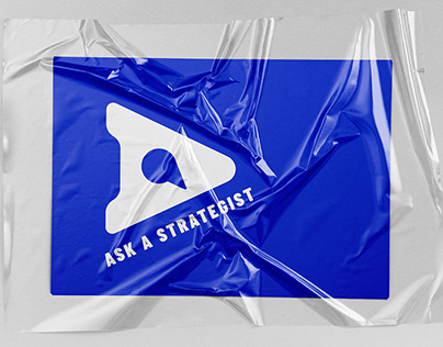 ASK A STRATEGIST | Business Consultancy Brand Identity