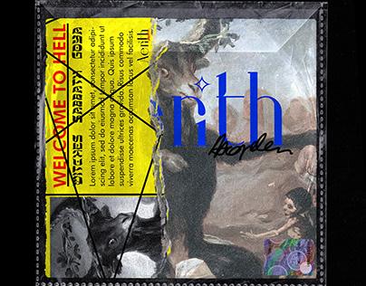 Plastic Album Cover - Mockup Download