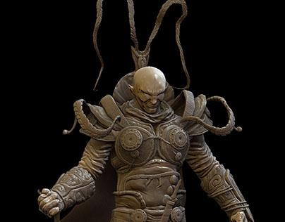 Wukong Sculpt