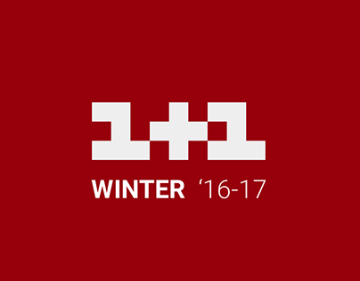 1+1 WINTER '16-17