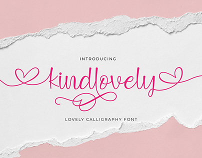 FREE | Kindlovely Script