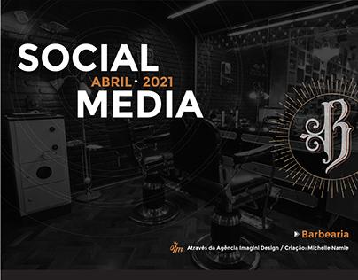 Barber Social Media