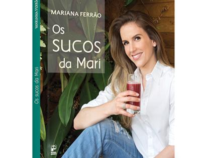 Livro - Sucos da Mari