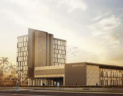 Misrata Hospital Building Design