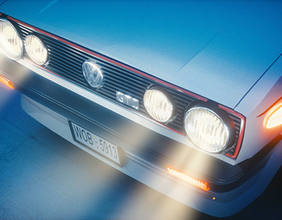 Volkswagen Golf II Concepts
