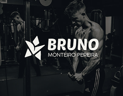 Personal Trainer logo concept