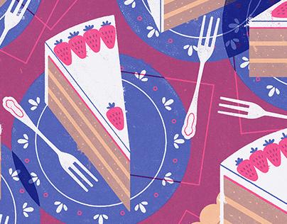 Food Illustrations 2020