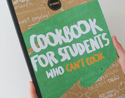 DIY Dinners: For Students Who Can't Cook