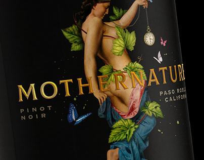 Mothernature | Wine label