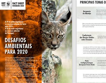 ANP WWF Portugal // 2020 Fact Sheet