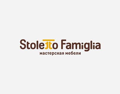Stoletto Famiglia Branding
