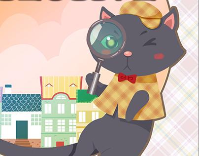 Baba, Detective in Escargo town